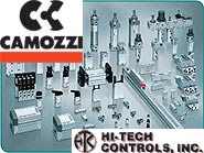 Camozzi Pneumatics Fittings and Accessories