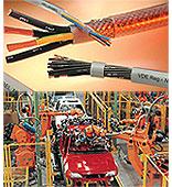flexible control cable