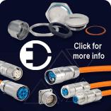 Hi-Tech Controls Circular Connectors