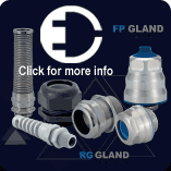 Hi-Tech Controls Cable Glands | Strain Relief
