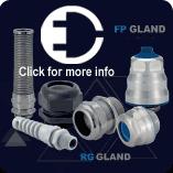 Hi-Tech Controls Cable Glands | Strain Relief