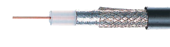 CATV-Cables with Aluminum or Copper foil and braiding, 1.1 / 7.3 ALG, Coaxial, Video & Loudspeaker Cables, RoHS Approved, RoHS Compliant, Hi-Tech Controls,