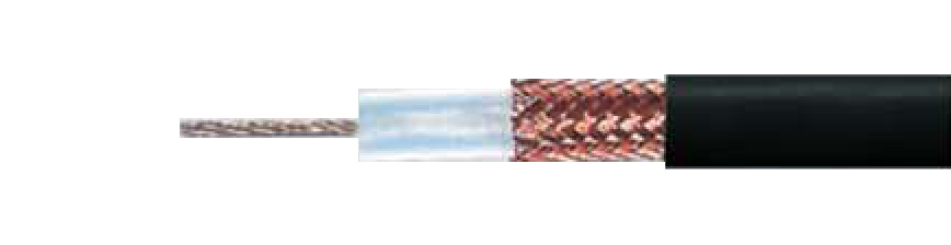 Halogen-free RG-Coaxial Cables, RG-Type.../U 11