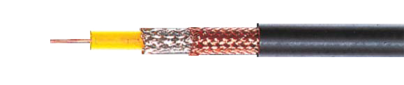 RG-Coaxial Cables, RG-Type.../U 6, Coaxial, Video & Loudspeaker Cables, RoHS Approved, RoHS Compliant, Hi-Tech Controls,