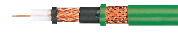 Video Cables, 1.0 / 6.6 2YD Indoor, Coaxial, Video & Loudspeaker Cables, RoHS Approved, RoHS Compliant, Hi-Tech Controls,