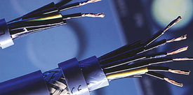 Since generations these Flexible Control Cables have been used to build machines and plants which shall take on different functions to raise, sink, slide, drill, transport and much more.  Today we control, inform, weld, pack and transport automatically by electric control and data cables.  These cables are necessary to ensure a frictionless flow of data and material.