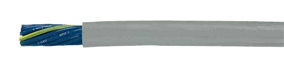 Hi-Tech Controls,  - JZ-500, Blue Conductors, Flexible, Number coded, Special PVC Control Cable