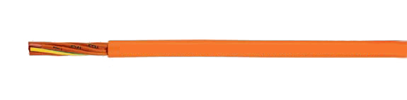 Hi-Tech Controls,  - JZ-500 Orange, Flexible, Orange conductors, Control Cable for Interlocking purposes, JZ-500, Control Cable