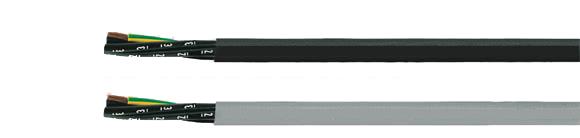 Hi-Tech Controls, , JZ-600 UL/CSA, 0,6/1 kV, Flexible, Numbered, Control Cable, Grey and Black Jackets, Special PVC Control Cable