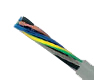 Hi-Tech Controls, Helukabel - JB-750, Color Coded, Flexible, 750V, RoHS Compliant, Special PVC Control Cable