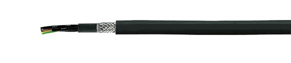 Hi-Tech Controls,  - JZ-600-Y-CY, EMC (EMI preferred type), 0,6/1 kV, Flexible, Numbered, Cu Shielded, Special PVC Control Cables