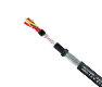 Hi-Tech Controls, Helukabel - HELUKABLE JZ-602 RC*-CY, Cable for Drag Chains, Two Approvals Control Cable UL-CSA Approved, 90 Degree Celsius, Control Cable