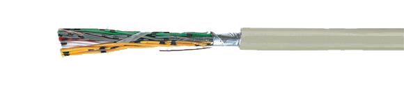 J-2Y(St)Y St ||| Bd Mbits/s (Kat. 3) ISDN/EDV (Z = 100 Ohm), Data cable, Hi-Tech Controls,