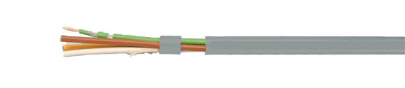 TRONIC 1-CY, each conductor individually shielded, EMI preferred type, Hi-Tech Controls, , RoHS Approved, RoHS Compliant
