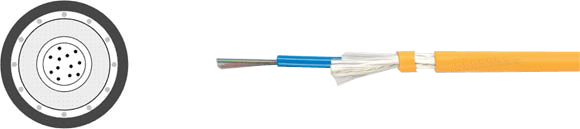 Fiber Optic Indoor Cable, Hi-Tech Controls, , RoHS Approved, RoHS Compliant