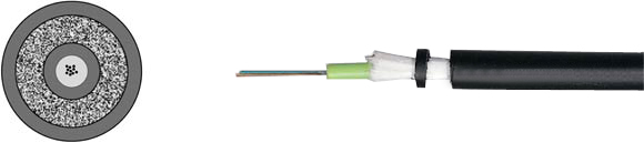 Fiber Optic Outdoor Cable, Hi-Tech Controls, , RoHS Approved, RoHS Compliant