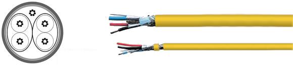 data network bus cable devicenet cpe hi tech. Black Bedroom Furniture Sets. Home Design Ideas