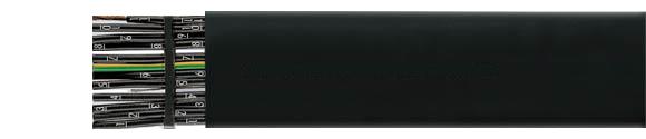 PVC-flat (H05 VVH6-F/H07 VVH6-F) , Hi-tech Controls,