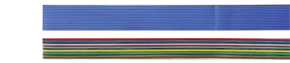 Ribbon Cables Type L, Type L AWG 28, Type D, RoHS Approved, RoHS Compliant, Hi-Tech Controls,