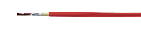 J-H(St)H Bd Fire warning installation cable, halogen-free, RoHS Compliant, RoHS Approved, Hi-Tech Controls, , Halogen-free Security Cables