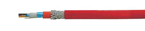 JE-H(St)HRH Bd Fire warning cable, FE 180/E 30 to E 90, halogen-free, RoHS Compliant, RoHS Approved, Hi-Tech Controls, , Halogen-free Security Cables