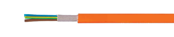 N2XH-FE 180/E 90 security cable, halogen-free, 0.6/1 kV, with improved fire characteristics, RoHS Compliant, RoHS Approved, Hi-Tech Controls, , Halogen-free Security Cables