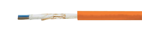 NHXCH-FE 180/E 30 security cable, halogen-free, 0.6/1 kV, with improved fire characteristics, RoHS Compliant, RoHS Approved, Hi-Tech Controls, , Halogen-free Security Cables