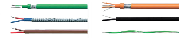 Heat Resistant / Compensating Cables, Hi-Tech Controls,