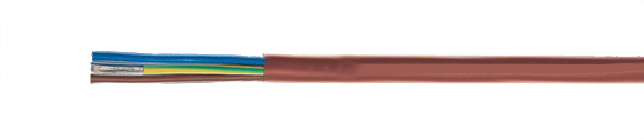 SiHF, silicone multi conductor cable, flexible, halogen-free, RoHS Compliant, RoHS Approved, Hi-Tech Controls, European  , Heat Resistant / Compensating Cables