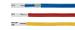 FZ-LSi/FZ-LS/Neon Light Cables, RoHS Compliant, RoHS Approved, Hi-Tech Controls, European  , Heat Resistant / Compensating Cables