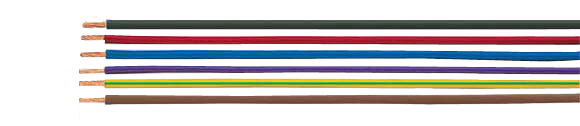 H07 V2-K PVC single conductors, 90 �C, heat-resistant, RoHS Compliant, RoHS Approved, Hi-Tech Controls, European  , Heat Resistant / Compensating Cables