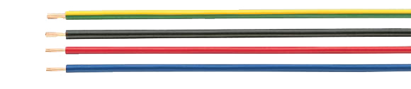 PVC Single Conductor to CEI 20-22    , RoHS Approved, RoHS Compliant, European  , Hi-Tech Controls