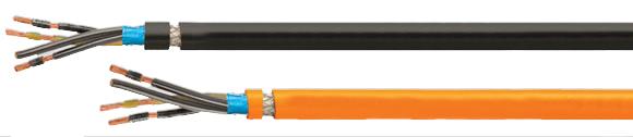 Servo, Feedback & Motor Cables | TOPFLEX® 600 VFD Flexible
