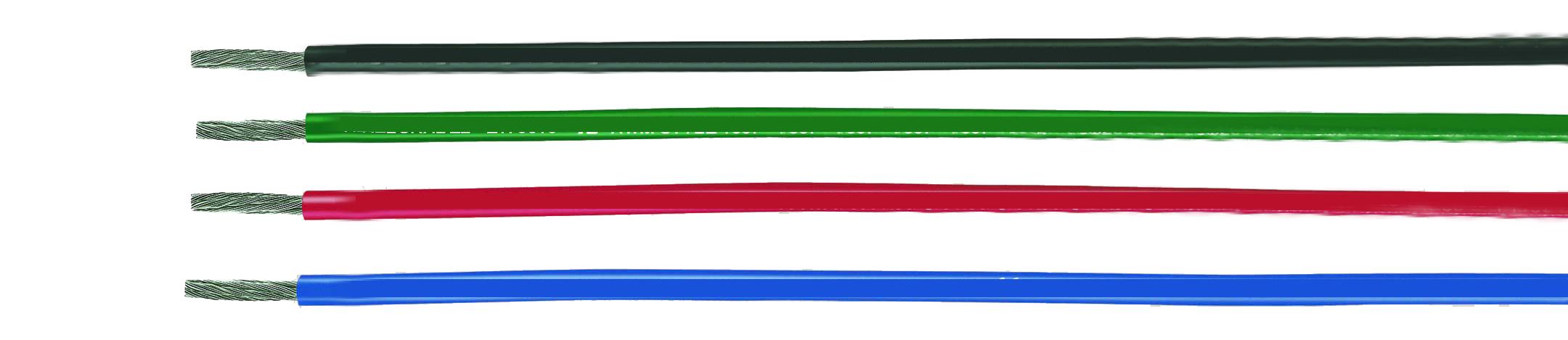 UL-Style 1007, CSA TR 64 PVC single conductors, 80�C, 300V, RoHS Approved, RoHS Compliant, European  , Hi-Tech Controls