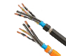 TOPFLEX® 600 VFD, EMI preferred type, flexible motor supply cable, oil-resistant, NFPA 79 Edition 2007