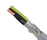 TRAYCONTROL 500-C, Flexible and oil-resistant, shielded, EMI preferred type, control cable for open installation TC-ER, PLTC-ER, ITC-ER, NFPA 79 Edition 2007