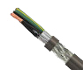 TRAYCONTROL 600-C, Flexible, oil-resistant, shielded, EMI preferred type, TRAY CABLE for open installation TC-ER, PLTC-ER, ITC-ER, NFPA 79 Edition 2007