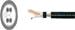 DMX Cable: 2x2x0.22-AES/EBU TP DMX 512