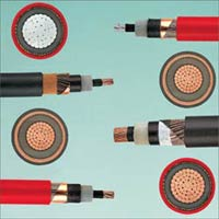 Medium Voltage Power Cables up to 30 kV with XLPE-insulation: The XLPE-insulation possesses very good electrical, mechanical and thermal characteristics in medium voltage networks. This type of insulation is excellent chemical resistant and also resistant to cold. Due to various advantages, the XLPE insulated type has vastly displaced the traditional classical paper insulated types in many sectors.