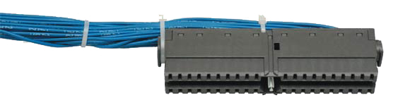 Front Connecting Cables for Simatic® S7, Pre-assembled Cables, Hi-Tech Controls, European