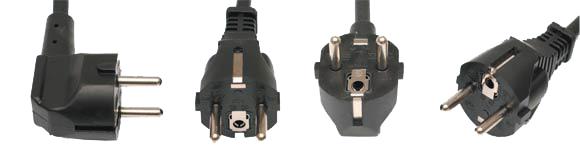 Rubber Connecting Cables, Pre-assembled Cables, Hi-Tech Controls, European