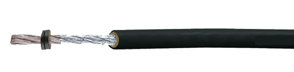 NSGAFÖU 3KV special rubber insulated cable, VDE approved, short circuit up to 1000V, Hi-Tech Controls, European