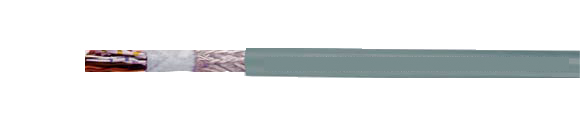 TOPFLEX® 228-10-14, used as data transfer cable, EMI preferred type, RoHS Approved, RoHS Compliant, Hi-Tech Controls, European