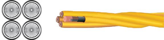 Special Cables, AIRPORT 400 Hz trailing, PUR, halogen-free, flame retardant, Hi-Tech Controls, European