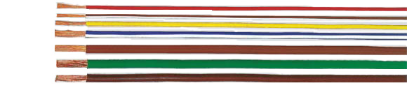 Vehicle Cable FLRY Type A (FLK-R) / Type B (FLK-D), RoHS Approved, RoHS Compliant, Hi-Tech Controls, European