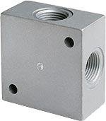 3033 - Distribution Block - Aluminum
