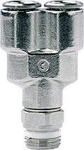 P6450 - Pro-Fit® Male Y Swivel
