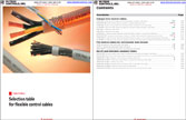 Flexible Control Cable .PDF Catalog