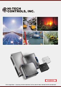 Hensel - Enclosure Catalog | Enycase | Hi-Tech Controls