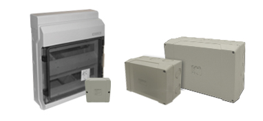 Hensel Closeout Enclosures